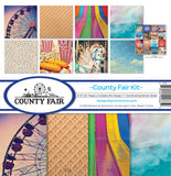 Reminisce Collection Kit 12inx12in County Fair