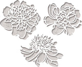 Sizzix Thinlits Dies By Tim Holtz Cutout Blossoms