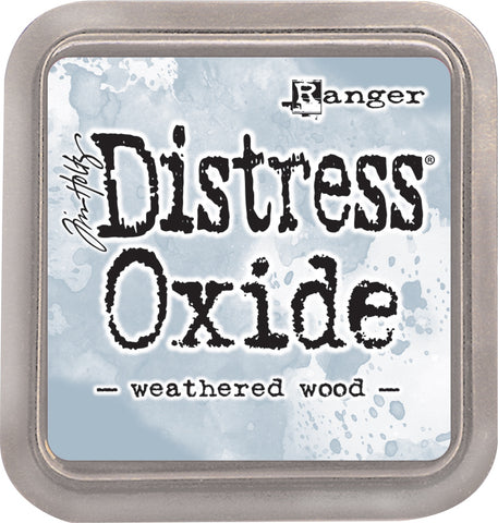 Tim Holtz Distress Oxides Ink Pad Weathered Wood