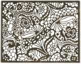Sizzix Thinlits Dies By Tim Holtz Intricate Lace