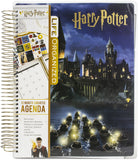 Paper House Life Organized 12-Month Undated Planner Harry Potter Hogwarts At Night