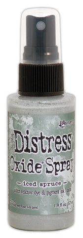 Tim Holtz Distress Oxide Spray Iced Spruce 2oz