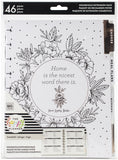 Happy Planner Medium Extension Pack Home
