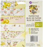 Prima Marketing Double-Sided Paper Pad Fruit Paradise 6inX6in 30pk