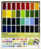 Kuretake Gansai Tambi 48 Color Set Assorted Colors