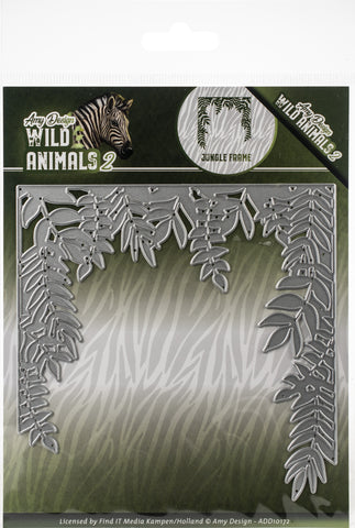 Find It Trading Amy Design Die Jungle Frame Wild Animals 2