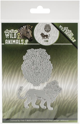 Find It Trading Amy Design Die Lion Wild Animals 2