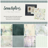 49 And Market Collection Pack Serendipitous 12inX12in