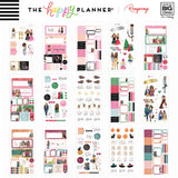 Happy Planner X Rongrong Mini Sticker Value Pack Seasonal