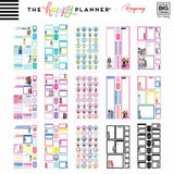 Happy Planner X Rongrong Sticker Value Pack Functional