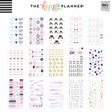 Happy Planner Sticker Value Pack Glam Girl 975pk