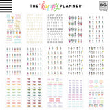 Happy Planner Sticker Value Pack Nurse 1078pk