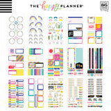 Happy Planner Sticker Value Pack Horizontal 464pk