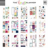 Happy Planner Sticker Value Pack Color Story 4 486pk