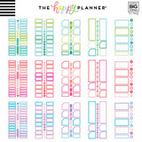 Happy Planner Sticker Value Pack Monthly Colorful Boxes 732pk