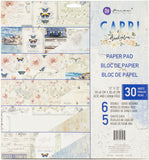 Prima Marketing Double-Sided Paper Pad Capri 12inX12in 30pk