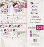 Prima Marketing Double-Sided Paper Pad Pretty Mosaic 12inX12in 30pk