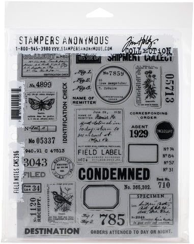Tim Holtz® Stamps