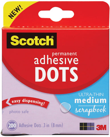 Adhesive Dots Medium Scrapbook
