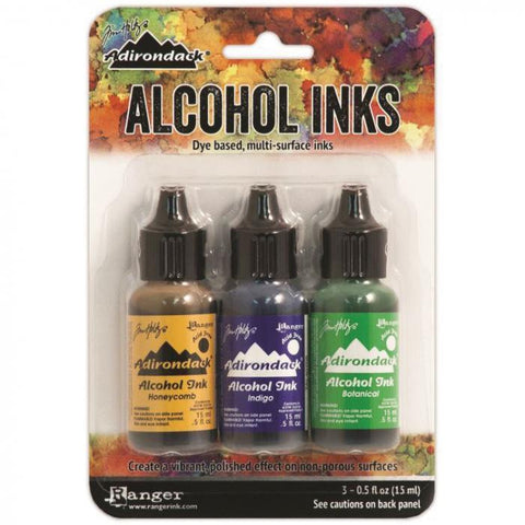 Tim Holtz Alcohol Ink Kit Conservatory