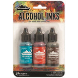 Tim Holtz Alcohol Ink Kit Mariner