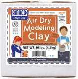 Amaco Air Dry Modeling Clay - Terra Cotta
