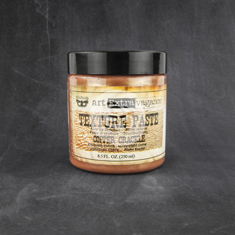 Art Extravagance Texture Paste Copper Crackle
