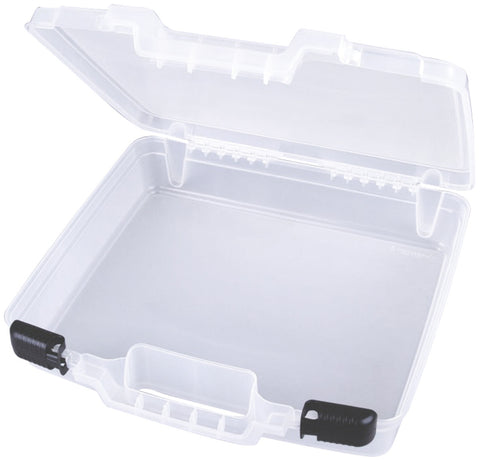 ArtBin Quickview Carrying Case Translucent 15inx13inx3.5in