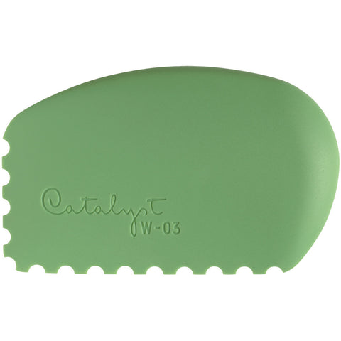 Catalyst Silicone Wedge Tool Green W03