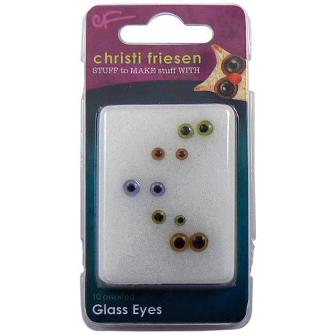 Christi Friesen Glass Eyes