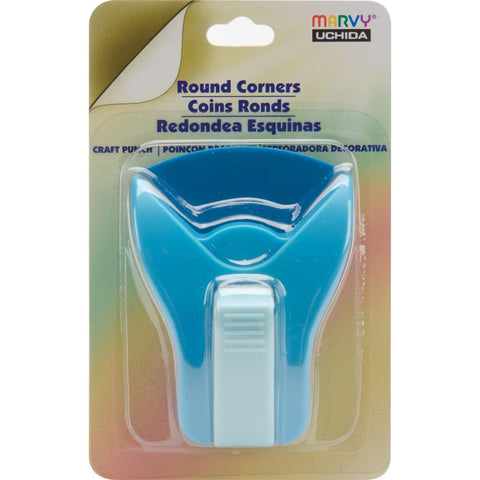 Corner Rounder Punch Rounded