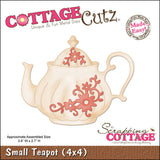 CottageCutz Die Small Teapot Made Easy 4inx4in