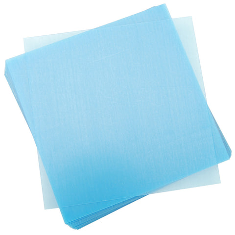 Clear Craft Plastic Sheets .020 12inx12in 25pk