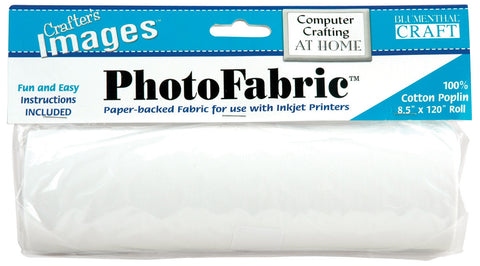 Crafter's Images PhotoFabric - 100% Cotton Poplin