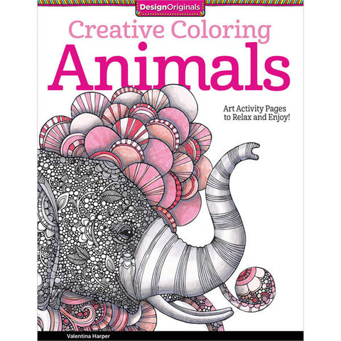 Creative Coloring: Animals
