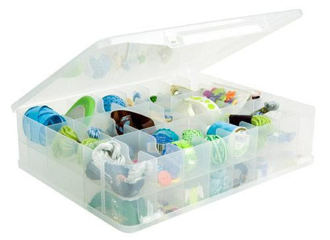 Creative Options DoubleSided Craft Organizer