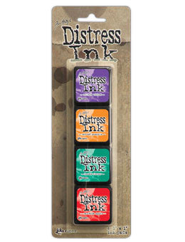 Tim Holtz Distress Mini Ink Kit 15