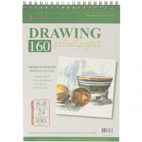 Drawing Pad 6inx8in