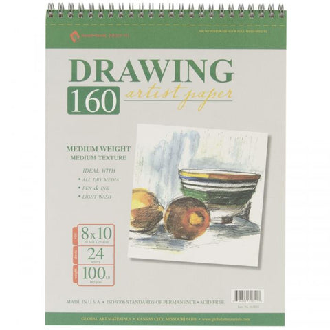 Drawing Pad 8inx10in