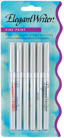 Elegant Writer Calligraphy and Fine Lettering Markers Fine Point