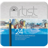 Fantasia Premium Watercolor Pencil Set 24pc