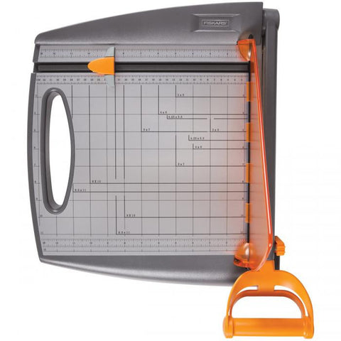 Fiskars Euro Bypass Trimmer 12in