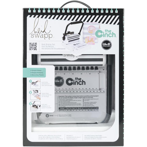 Heidi Swapp Cinch Book Binding Tool with Square Holes