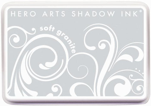 Hero Arts Shadow Inks Soft Granite