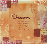 Inspiration Postbound Album Dream 12inx12in