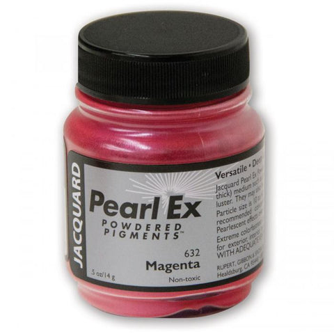 Jacquard Pearl Ex Powdered Pigments 14g - Magenta