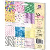 Julie Nutting DoubleSided Paper Pad Kaleidoscope 6inx6in