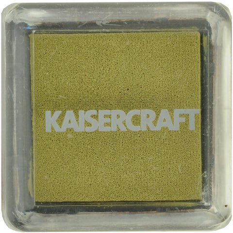 Kaisercraft Small Ink Pad Gum Leaf