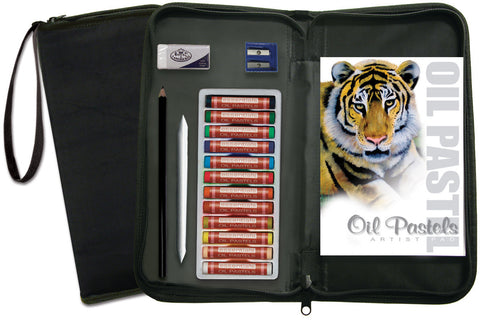 Keep N' Carry Artist Set Oil Pastels
