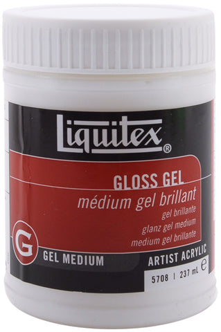 Liquitex Gloss Gel Medium 8oz
